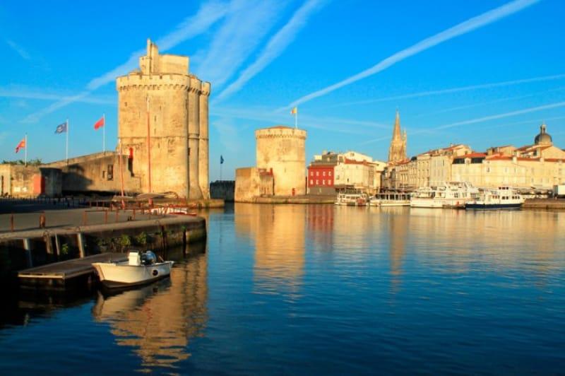 大西洋で最も美しいフランスの港町「ラ・ロシェル」