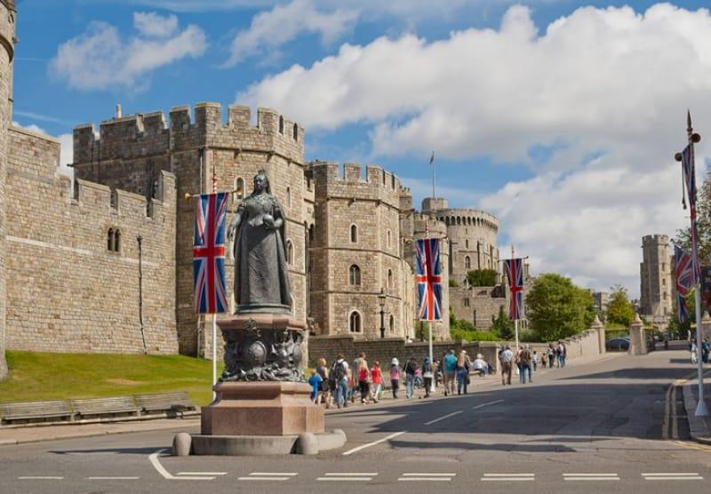 ウィンザー城/イギリス