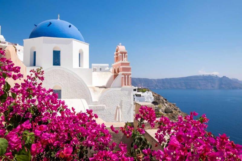 エーゲ海で最も美しい島