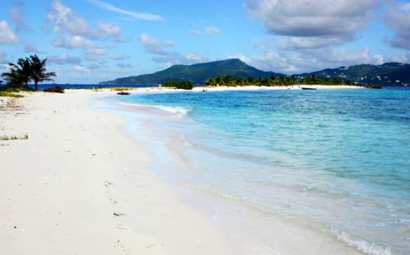 観光スポットが豊富 グレナダ島