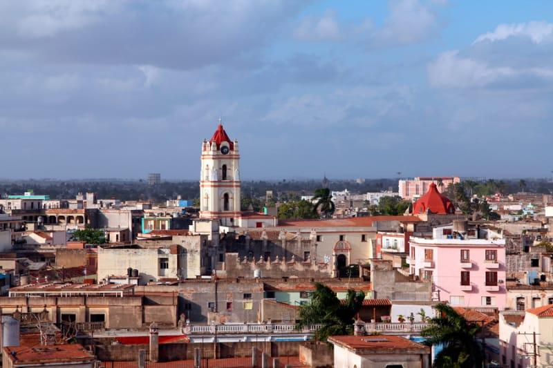 植民地時代に多大な影響を及ぼされたカマグエイ歴史地区