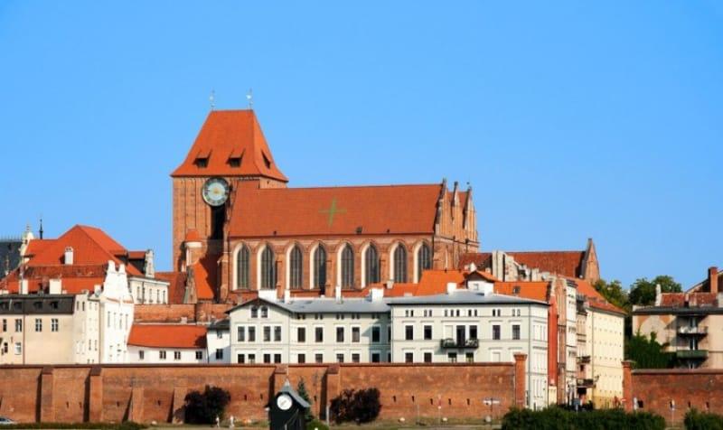 ドイツ騎士団の城と聖ヨハネ大聖堂