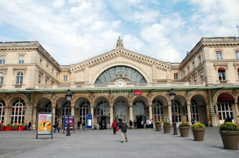 パリからプロヴァンへの行き方