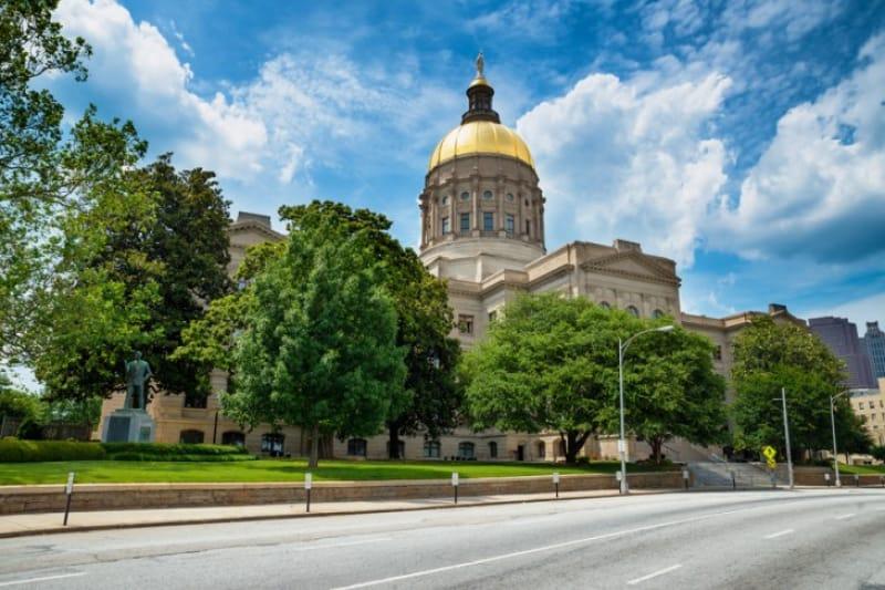 ジョージア州会議事堂