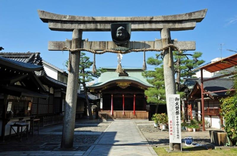 京の商売人に愛される「京都ゑびす神社」