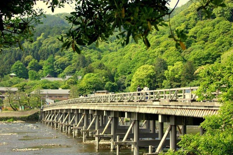 帰路、橋を渡る際は・・・