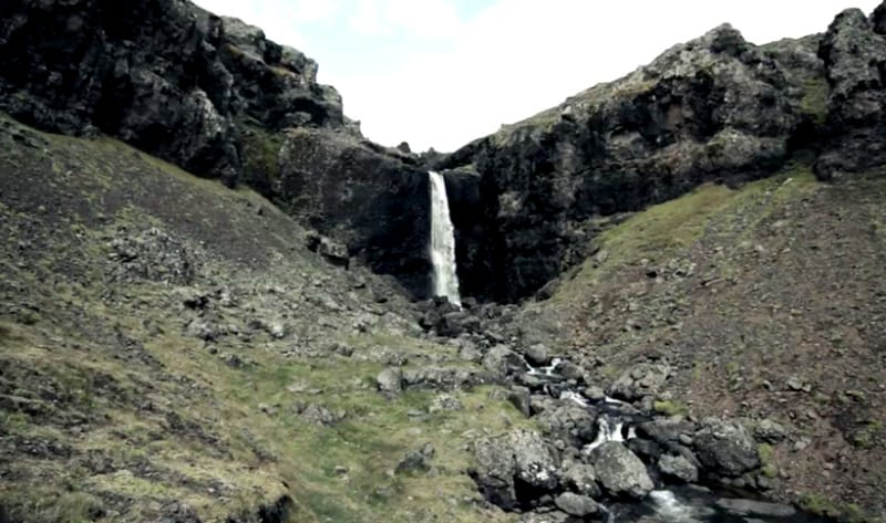地熱発電が盛んなアイスランド