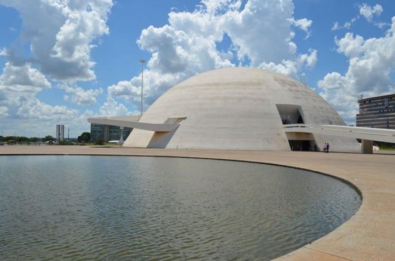 ブラジル国立美術館