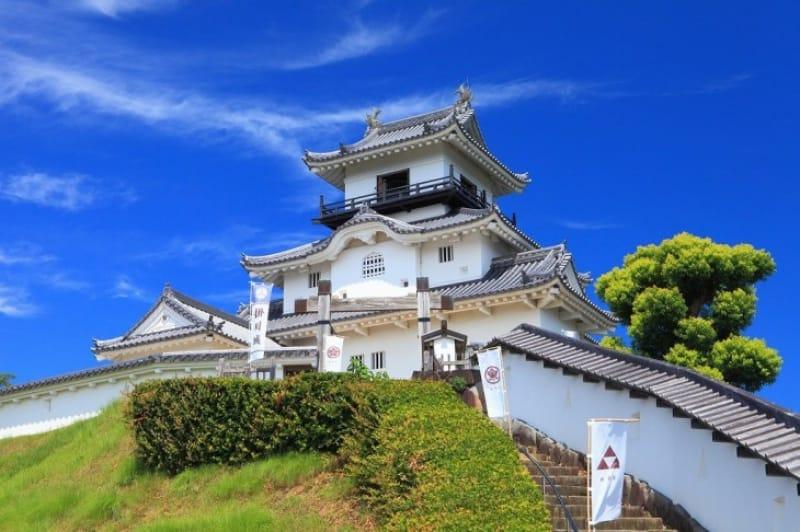 掛川城ってどんな城?
