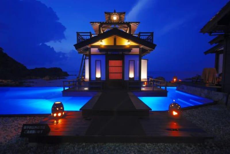 石川県能登半島最先端に位置する温泉旅館