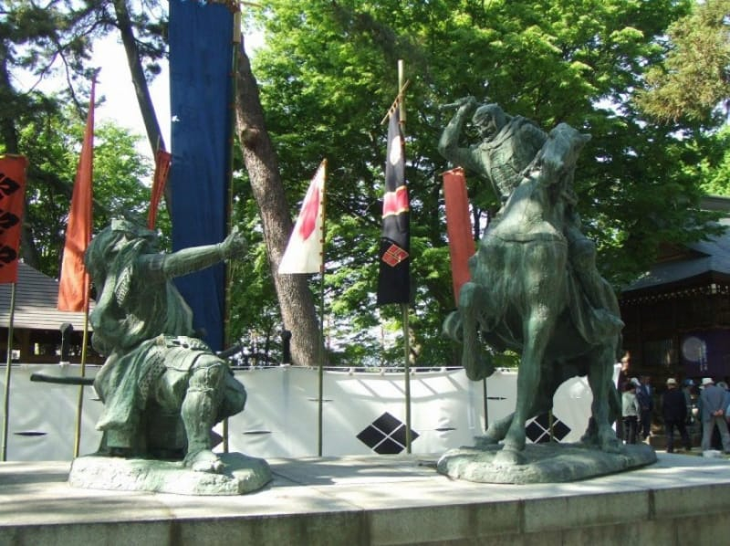 晴信と景虎の最初の衝突、川中島の戦い第一回戦