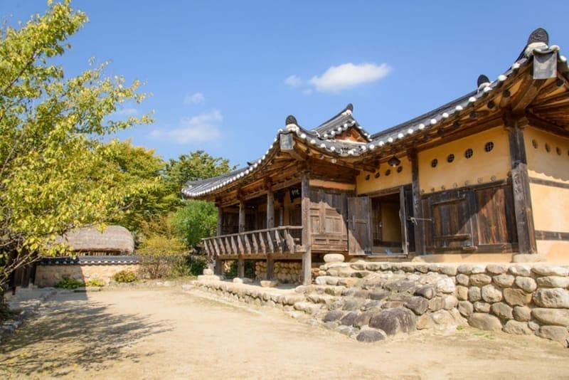 家で学ぶ韓国の地域