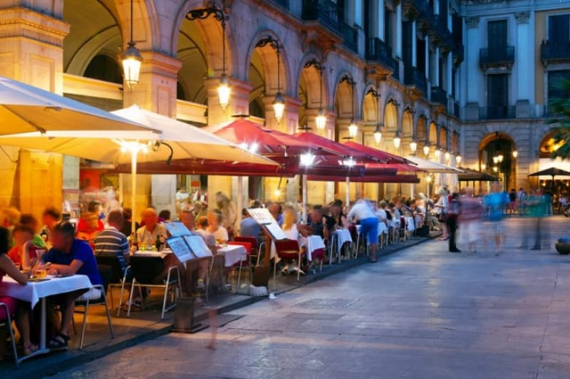 バルセロナのソウルフードが食べられる場所