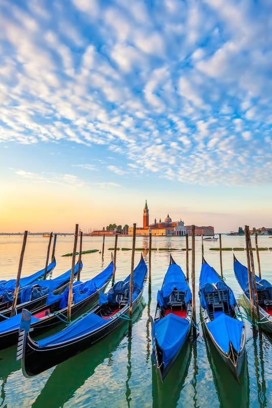 18位 イタリア/ヴェネツィアとその潟
