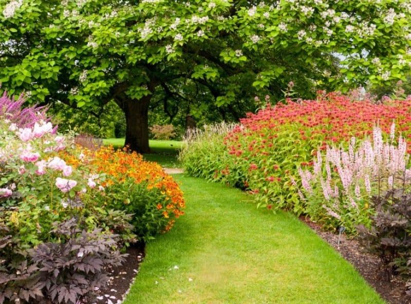 庭づくりの参考になる『ウィズリー・ガーデン(Wisley Garden)』