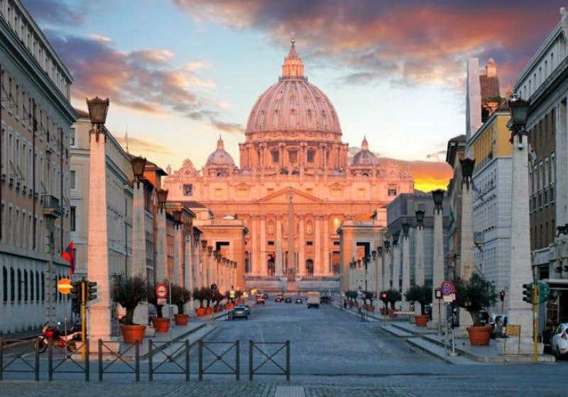 ローマで行きたい観光スポットランキングTOP5