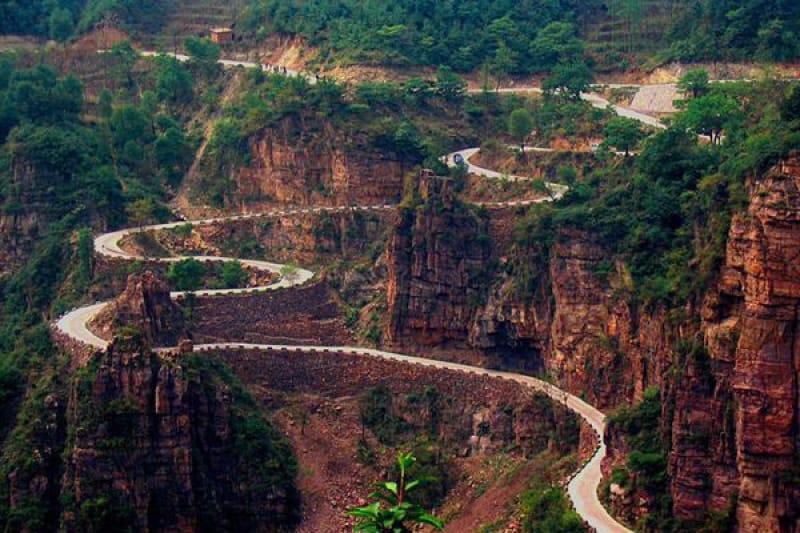 デスロード(Death Road, Yungas Road)