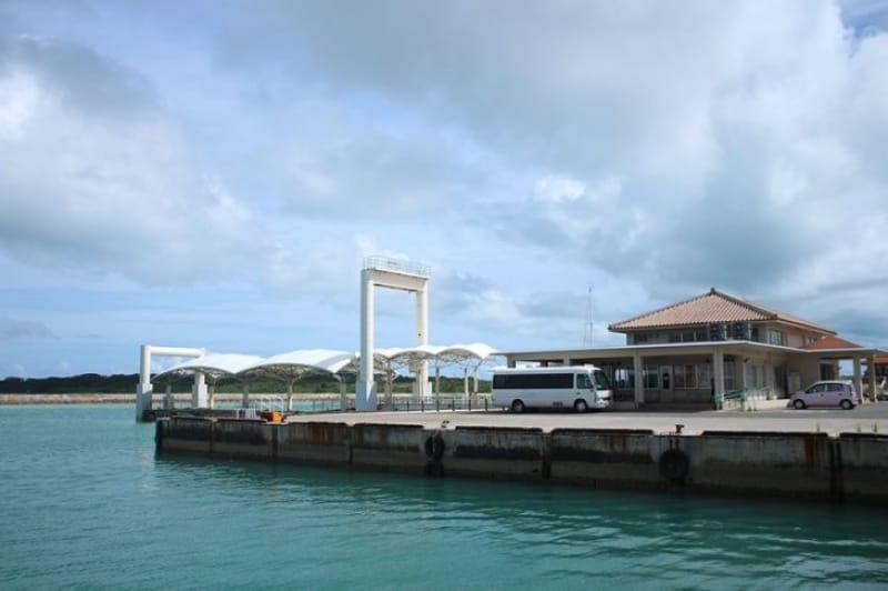 小浜島の入り口はここから