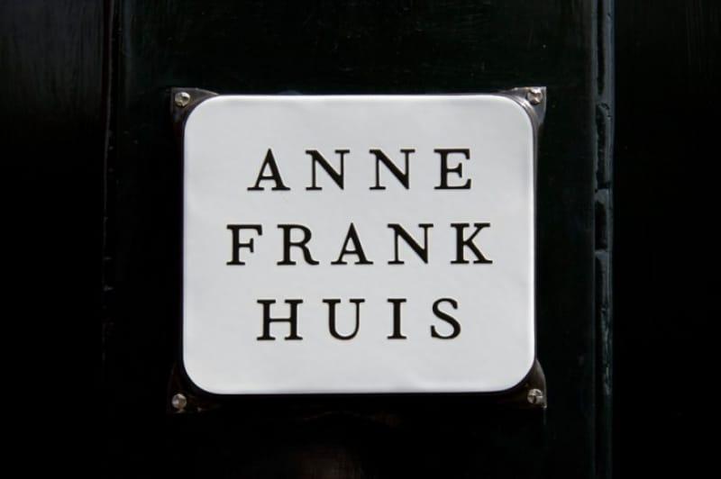 アンネ・フランク ユダヤ人迫害の歴史