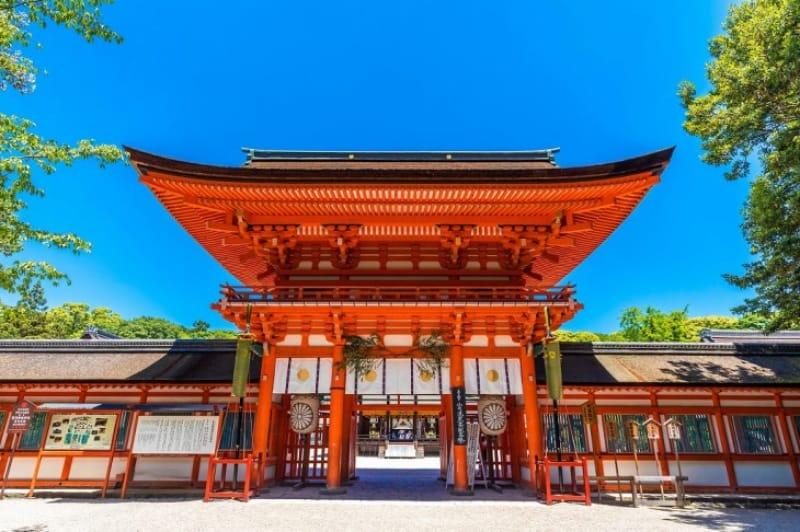 (6)「下鴨神社」を巡る日帰りプラン