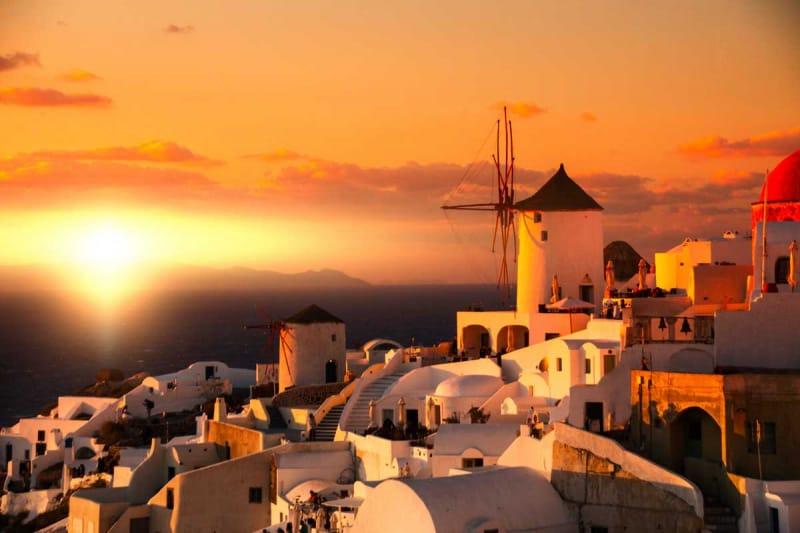 世界一美しい夕陽が見られる場所