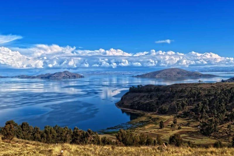 インカ時代の神秘を感じるティティカカ湖