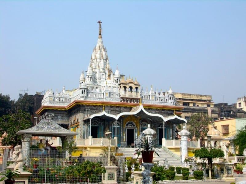 ジャイナ教の寺院も見てみたい