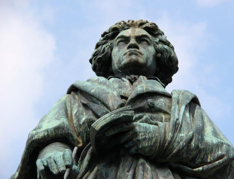 名作曲家も女性遍歴は豊か「ベートーヴェン」
