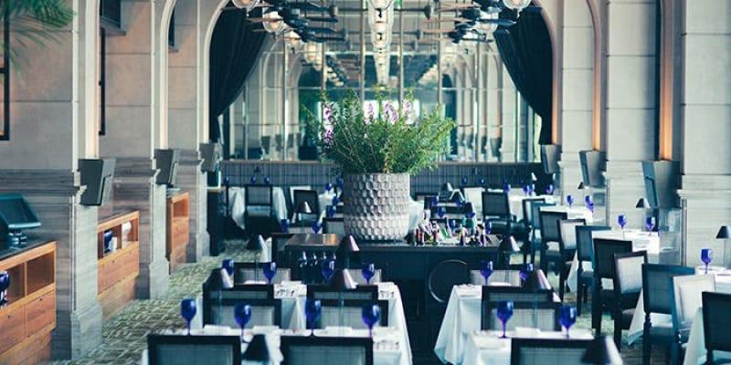 1位 個室予約可!イタリア料理「メインダイニング バイ ザ ハウス オブ パシフィック」の写真1