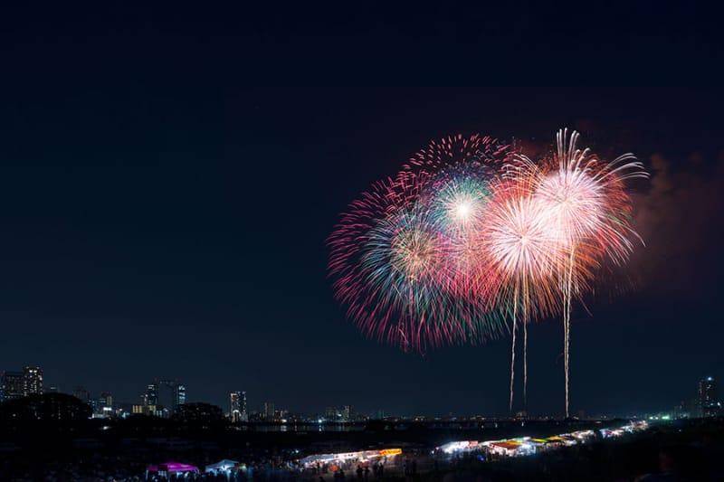 水都、大阪の最大規模を誇る『なにわ淀川花火大会』