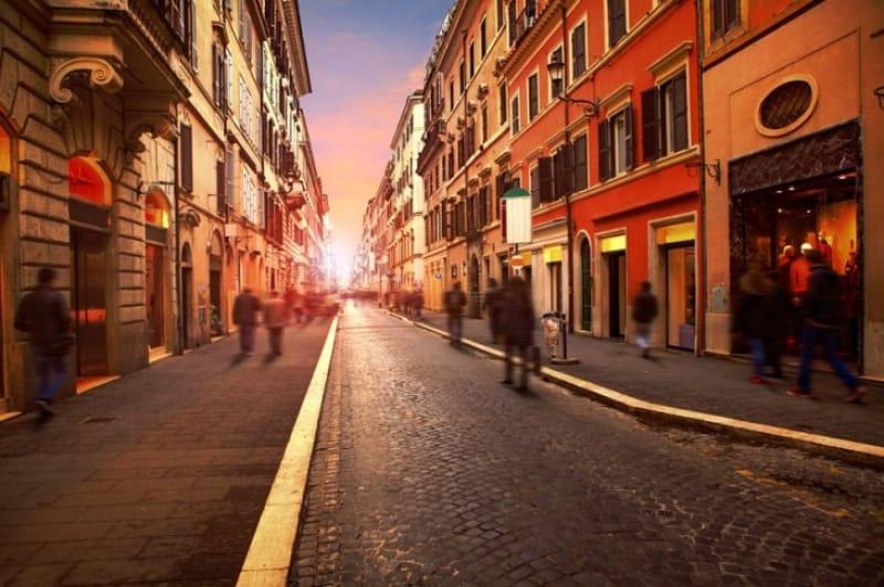 3日目:ローマの街巡りとショッピング