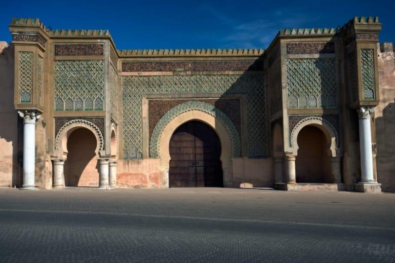素朴なモロッコに触れるメクネス