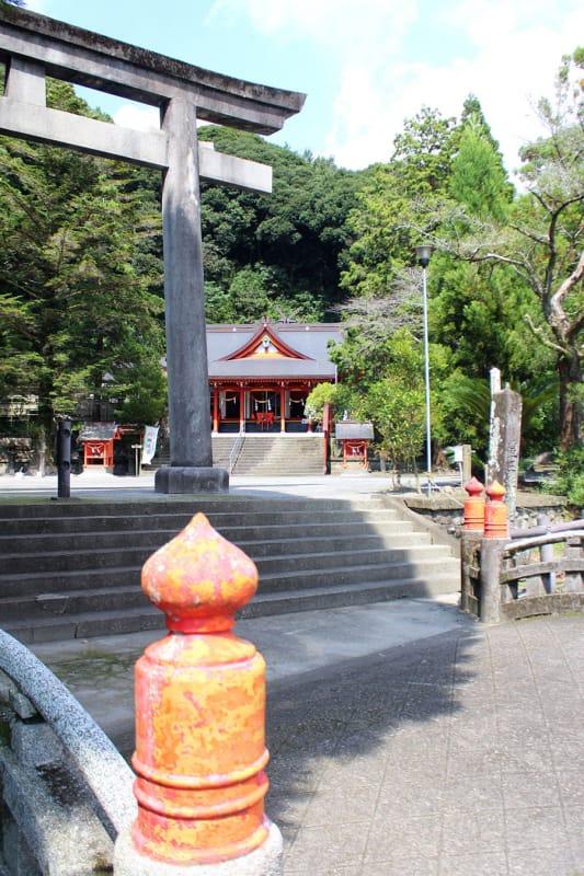 美人になれますように・豊玉姫神社
