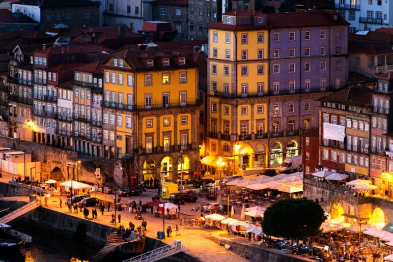 ポルトガル第二の都市ポルトの歴史
