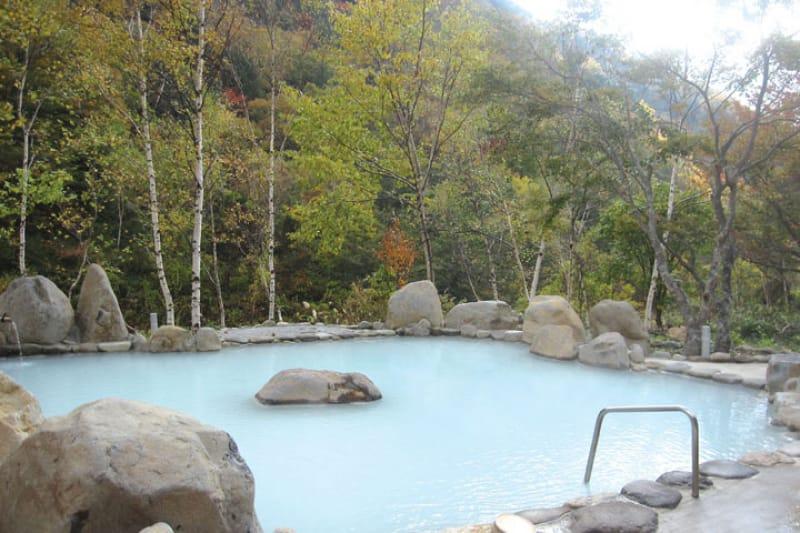 七味温泉ホテル 渓山荘