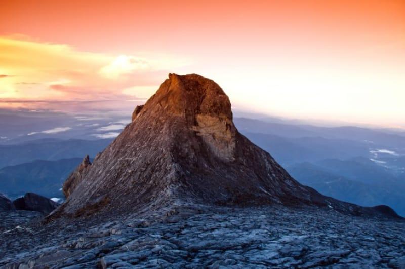 キナバル山/マレーシア