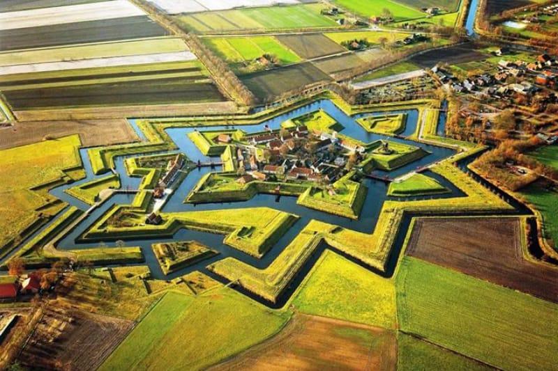ブールタング要塞(Bourtange)