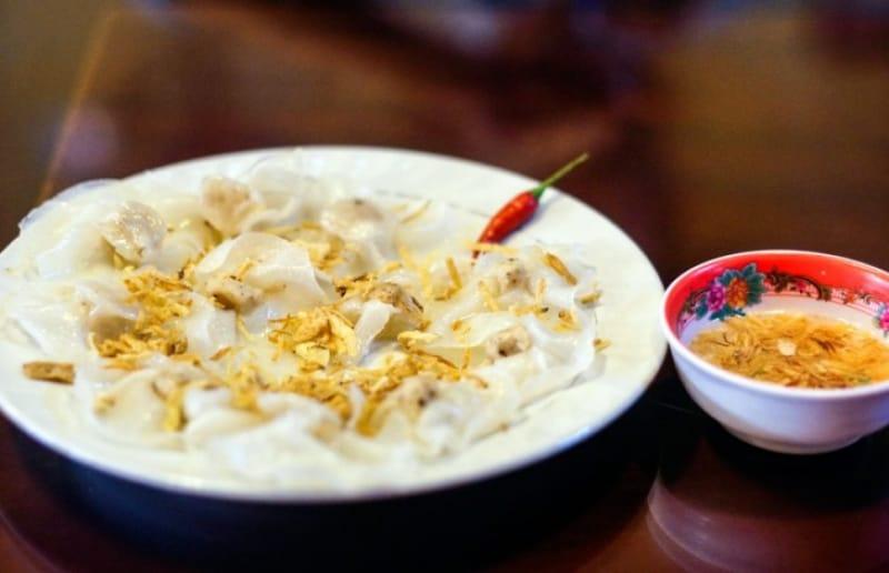 ホイアンの絶品料理その2:ホワイトローズ