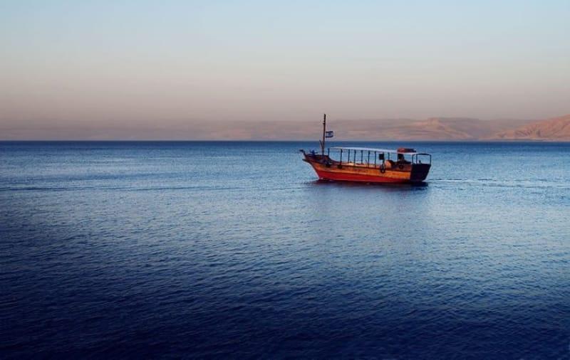 キリスト教ゆかりの場所、ガリラヤ湖