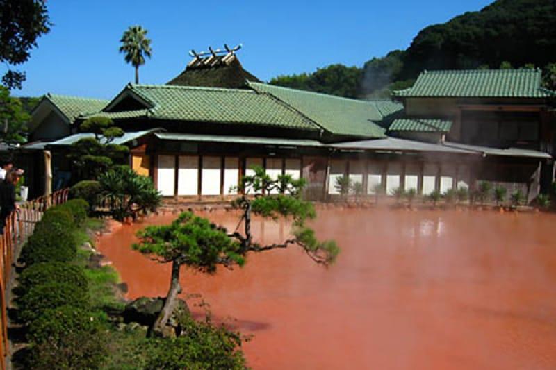 血の池地獄