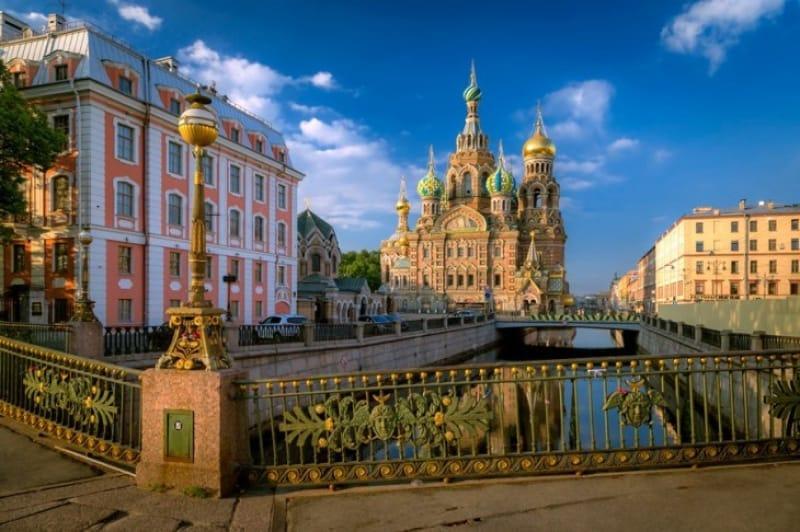 サンクト・ペテルブルクの都市機能の終わり