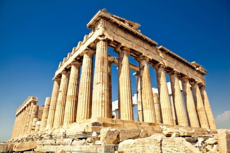 神殿 パルテノン