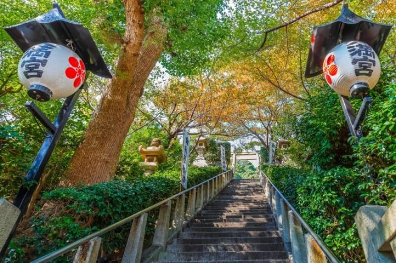 北野天満神社にお参りしたい