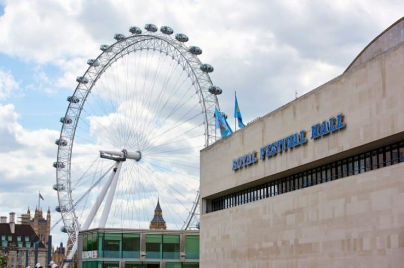 ロンドンのコンサートホール②ロイヤル・フェスティバル・ホール