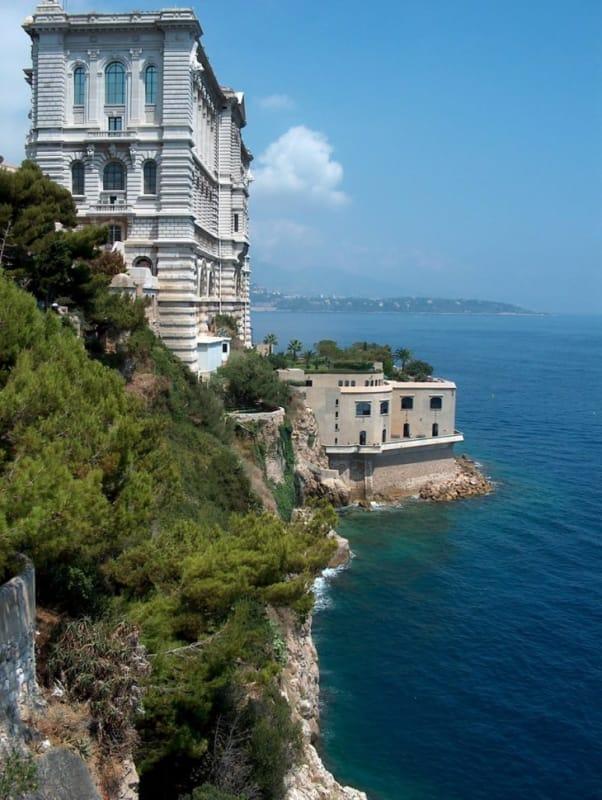 外観とのギャップに驚く海洋博物館・水族館