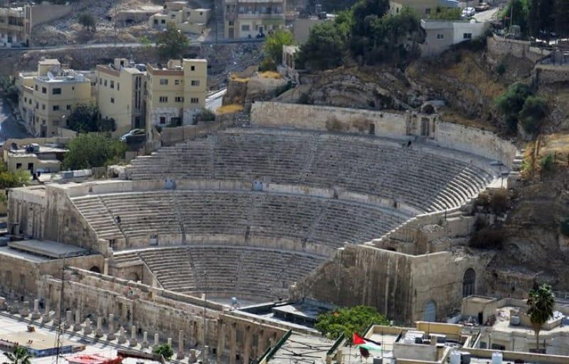 設計技術の粋がみられる『ローマ劇場』