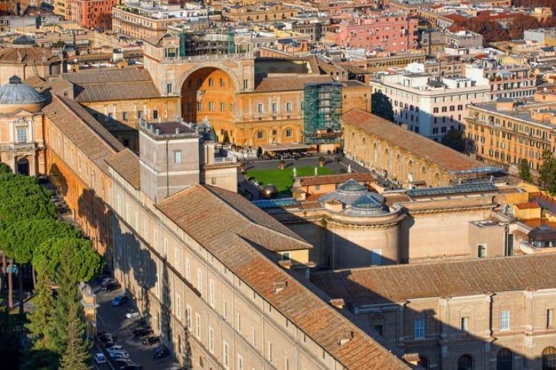 「ヴァチカン博物館」でイタリア芸術の至宝という名の絶景に出会う