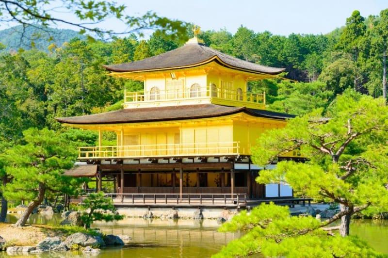 (2)「金閣寺」を巡る日帰りプラン