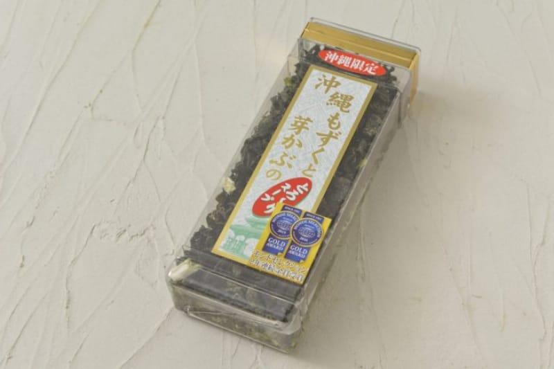 101385:5位:【沖縄限定】沖縄もずくと芽かぶのとろ~りスープ