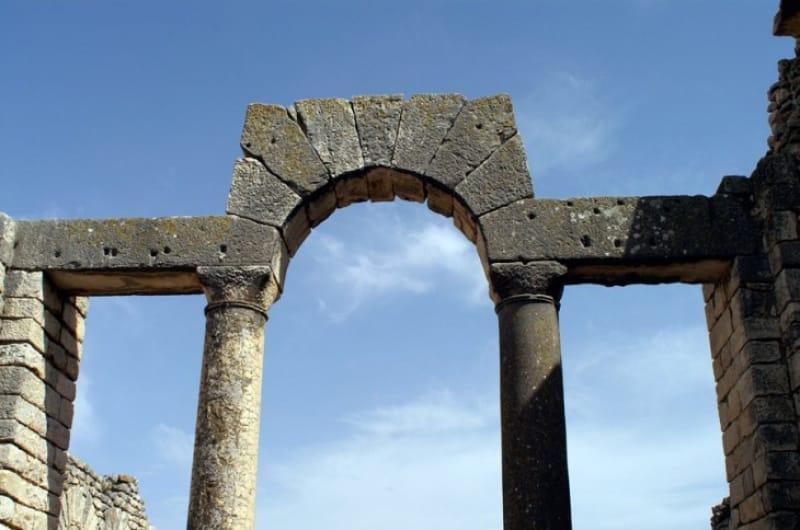 セヴェルス朝皇帝の象徴「アレクサンデル・セヴェルスの凱旋門」